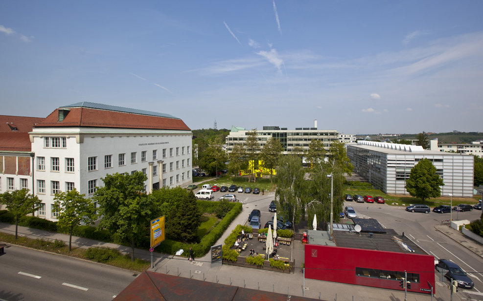 The Stuttgart State Academy of Art and Design (Photo: Martin Lutz)